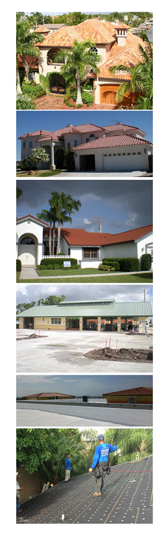 Our Services Florida State Roof Systems Inc